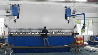 Metal Sheet CNC Hydraulic Press Brake Forming With 4000KN Force